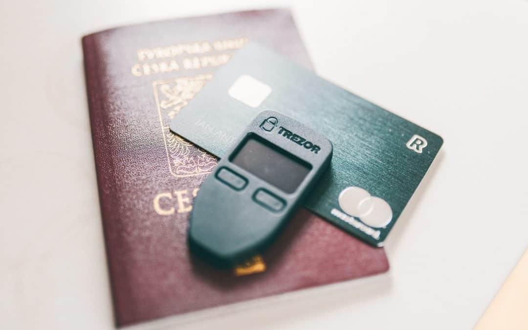 Crypto veilig opslaan hardware wallet