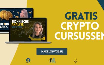 Gratis Cryptocurrency trading cursussen