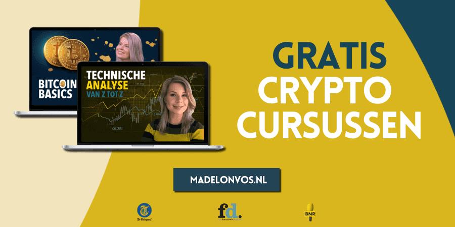 Crypto en Trading cursussen