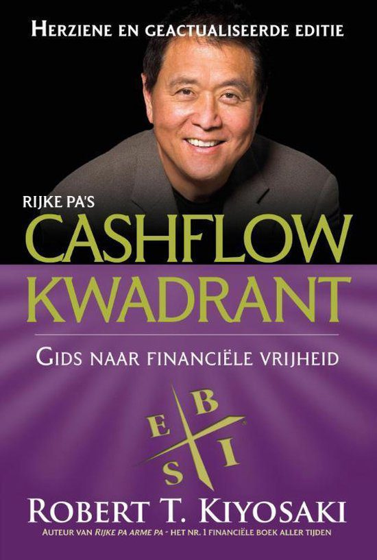 boeken over personal finance - cashflow kwadrant
