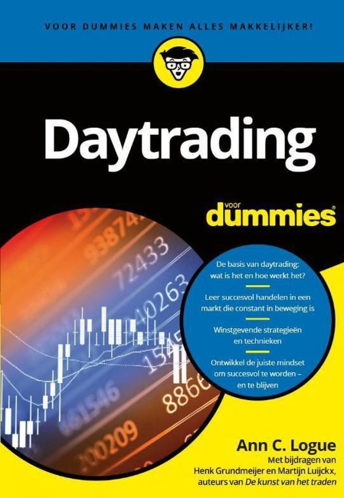 boeken over personal finance - daytrading voor dummies