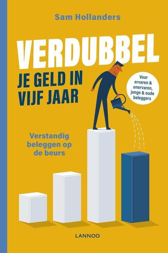 boeken over personal finance - verdubbel je geld in vijf jaar