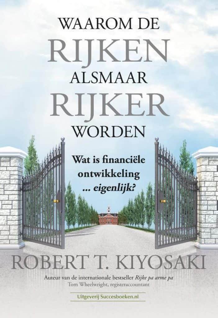 boeken over personal finance - waarom de rijken alsmaar rijker worden