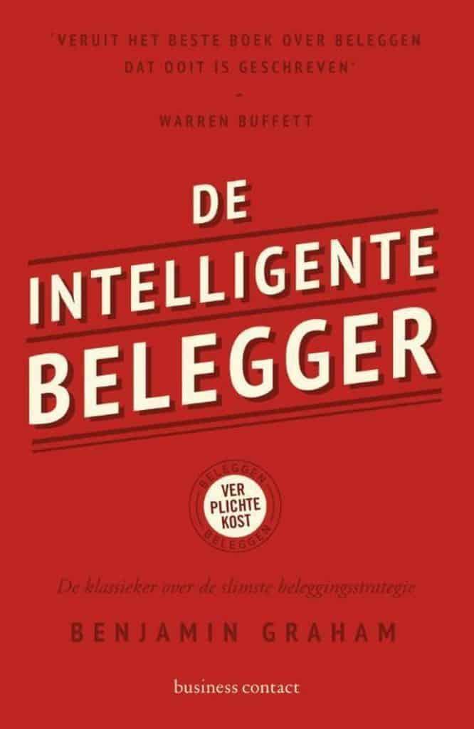 boeken over personal finance - de intelligente belegger