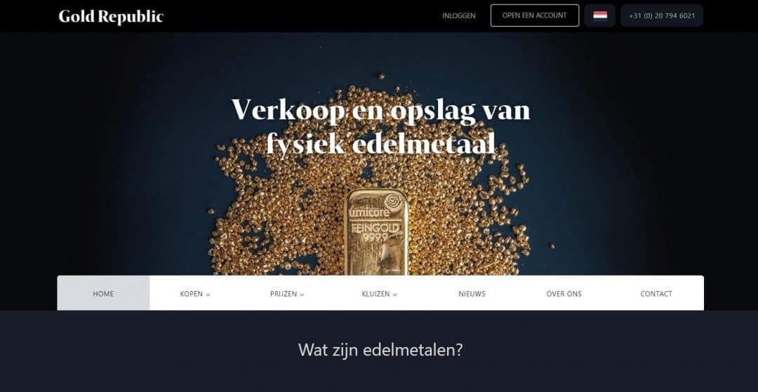 Online goud kopen - dejongebelegger
