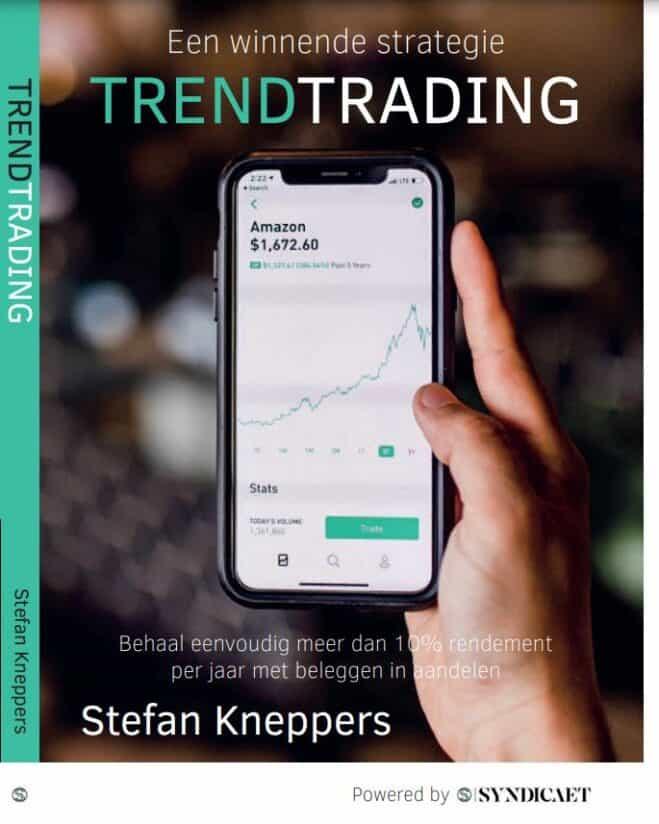Trendtrading Stefan Kneppers boek - dejongebelegger