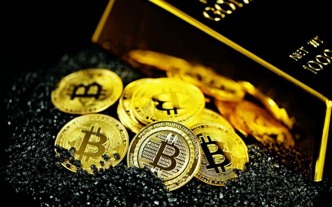 Top 5 veelbelovende crypto 2021/2022
